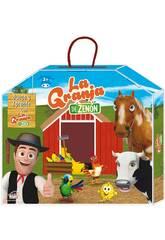 Spiel und Lerne mit dem Bauernhof von Zenon von Bandai EB81205