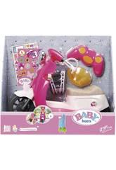 Baby Born Scooter Moto Radiocomandata Bandai 82477