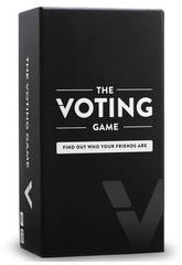 Jeu de Société The Voting Game Bandai PT00719