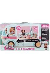 Lol Surprise Glamper Van 2 en 1 Giochi Preziosi LLU92000