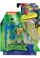 Tortues Ninja The Rise Of The Tmnt Figurine de Base Giochi Preziosi TUAB0A11