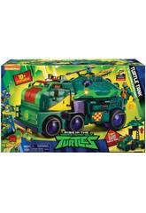 Tortugas Ninja The Rise Of The Tmnt Turtle Tank Giochi Preziosi TUAB6101