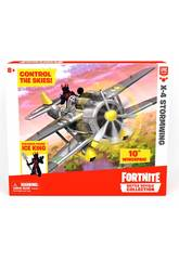 Fortinite X-4 Stormwing Con Figura Ice King Giochi Preziosi FRT39000