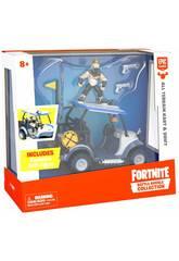 Fortnite Figura Deluxe Con Vehículo Giochi Preziosi FRT38000