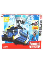 Fortnite Battle Bus Con Figura Burnout e Funk Ops Giochi Preziosi FRT35000