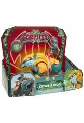 Gormiti S2 Hyperbeast Con Suoni Giochi Preziosi GRE05000