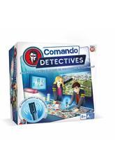 Commando Détectives IMC Toys 93188