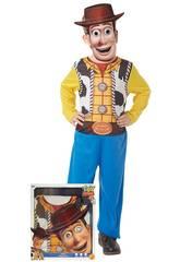 Disfraz Infantil Woody con Máscara Talla M Rubie's 300441-M