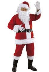 Costume d'Adulte Père Noël Deluxe Rubie's S8901