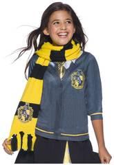 Cachecol Infantil Harry Potter Hufflepuff (Lufa-Lufa) Rubie's 39035