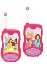 Princesas Disney Walkie Talkies Lexibook TW12DP