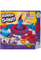 Kinetic Sand Santastic Bizak 61921467