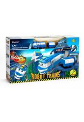 Robot Trains Stazione Di Kay Bizak 62000170