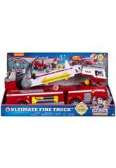 Patrouille Canine Camion de Pompier Dernier Sauvetage Bizak 61926752