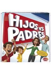 Jogos de Tabuleiro Filhos Contra Pais Bizak 61923451