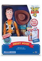 Toy Story 4 Woody Super Interattivo Bizak 6123 4431