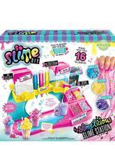 Fábrica Slime Slimelicious Canal Toys SSC051
