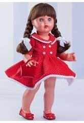 Mariquita Pérez Vestido Rojo Topos Mariquita Pérez MP50230