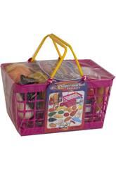 Cesta Supermercado 25 piezas