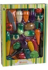 Kit Légumes 30 pièces