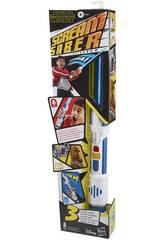 Star Wars Épisode 9 Sabre laser, des Sons et Enregisteur Hasbro E7557