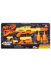 Nerf Alpha Strike Set Bataillon Hasbro E8444E