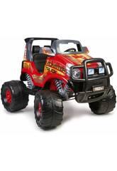 Coche Feber Monster Truck 2 Plazas 12v.Famosa 800012464