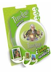 Timeline Blister Entwicklung Asmodee TIMEBL01ES