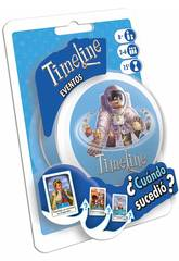 Timeline Blister Entwicklung Asmodee TIMEBL02ES