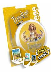 Timeline Blister Clássico Asmodee TIMEBL03ES