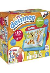 Dessineo Color Paso a Paso Diset 61015