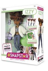 Boneca Snapstar Izzy Diset 407251