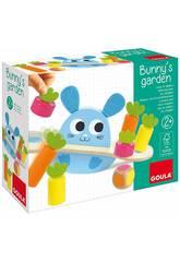 Bunny's Garden Juego de Equilibrio Goula 55246