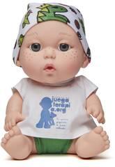 Muñeco Baby Pelón Sara Carbonero 182