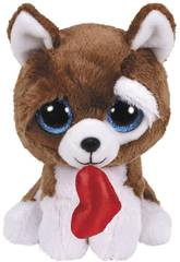 Peluche Cane Cuore 23 cm. TY 36989TY