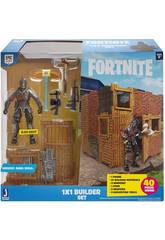 Fortnite Builder Set Figura Black Knight Toy Partner FNT0048