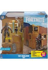 Fortnite Builder Set Figura Black Knight Toy Partner FNT0048
