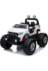 Voiture à Batterie Ford Monster Truck Télécommandée 12 V