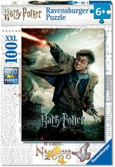Puzzle XXL 100 Harry Potter Ravensburger 12869