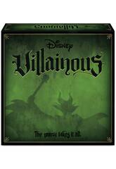 Jogo Disney Vilhainous Ravensburger 26276