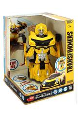 Transformers Robot Fighter Bumblebee Simba 3113025
