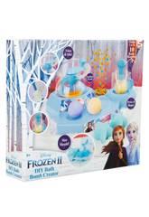 Frozen II Crea Tus Bombas de Baño Valuvic DFR2-2162