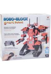Radiocomando Smart Robot con 390 Blocchi
