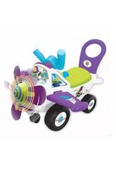 Toy Story 4 Correpasillos Avión con Luz, Sonido y Música Kiddieland 58859