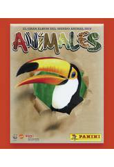 Animales 2019 Sobres Panini 8018190000689