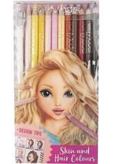 TopModel Lápis para Colorir Pele e Pelo 5678