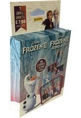 Frozen 2 Blister 7 Enveloppes Panini 003735KBEPT7