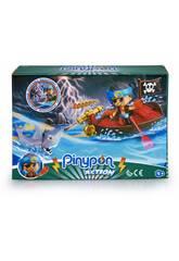Pinypon Action Bateau Pirate Famosa 700015587