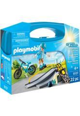 Playmobil Cartella Sport Estremi 9107