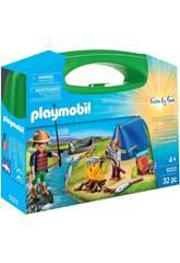 Playmobil Estojo Grande Camping 9323